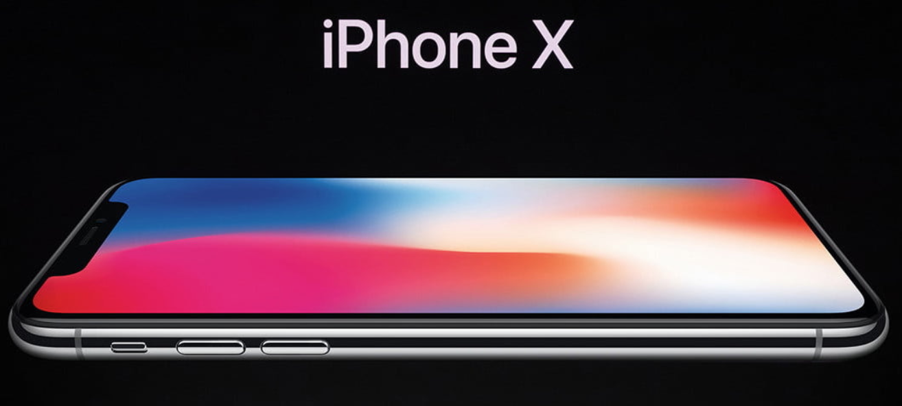 iPhone X Black