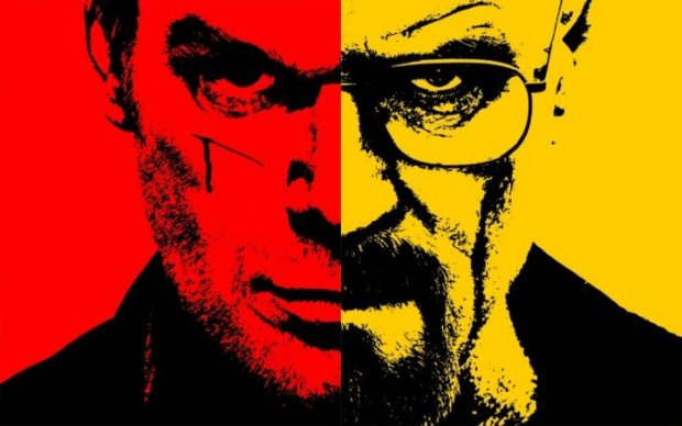 Dexter vs Walter White