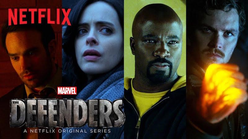 Netflix Defenders