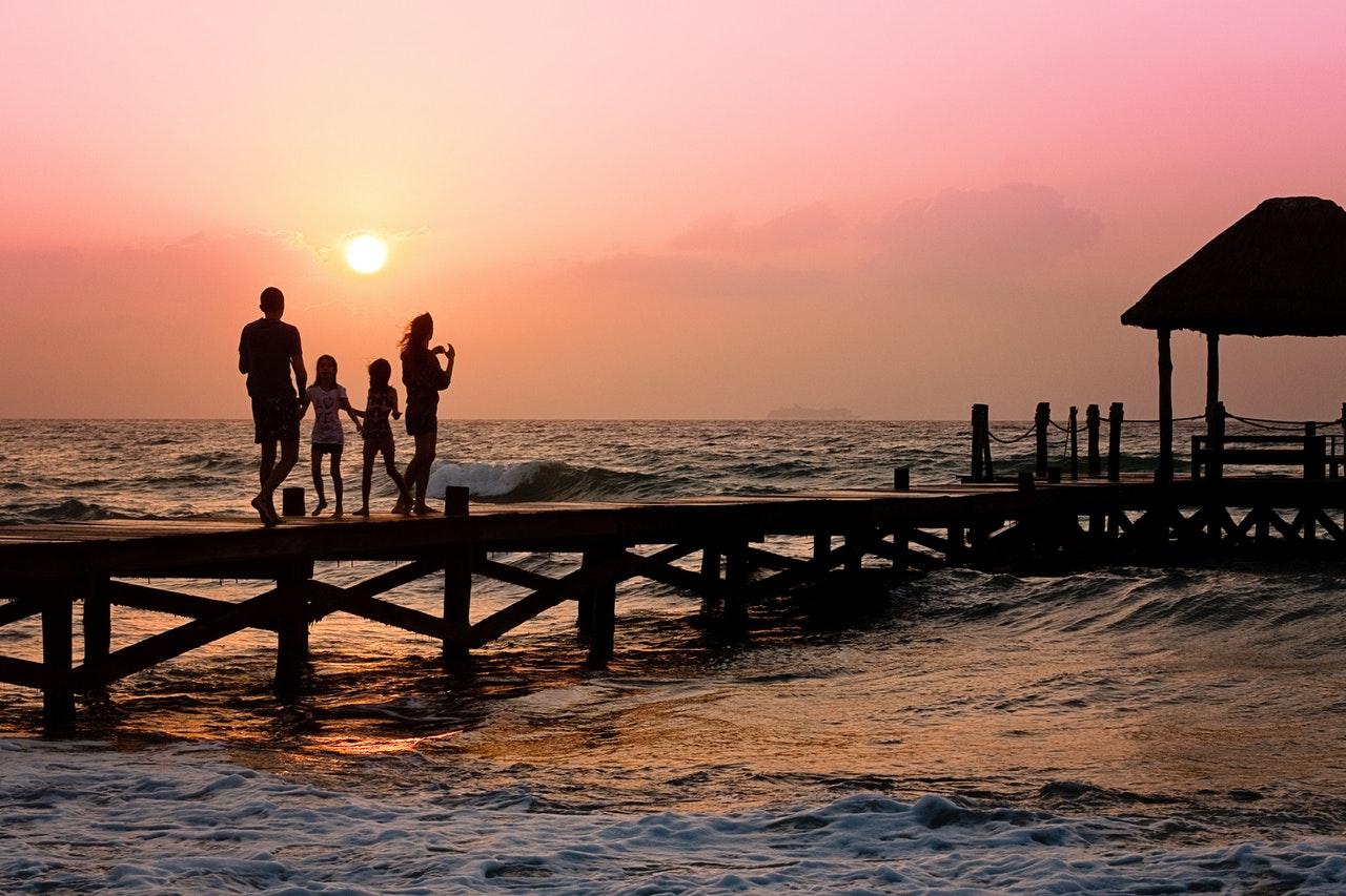 family-pier-man-woman-39691